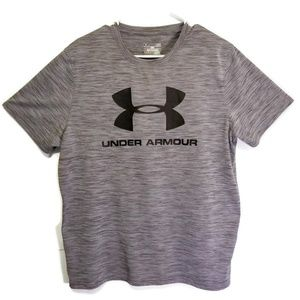 Under Armour Heat Gear T-Shirt Gray